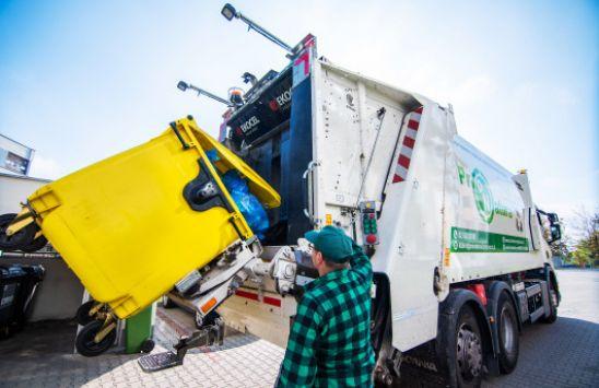 Odbiór odpadów: Bielawy, Bocianowo-Śródmieście-Stare Miasto