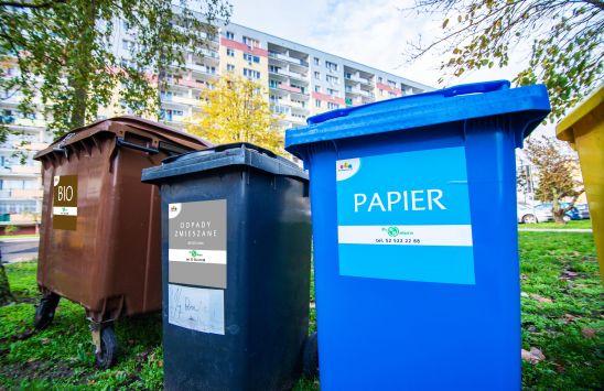 Jak postępować z odpadami w czasie pandemii?