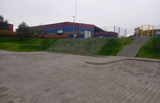 ProNatura otworzyła nowy parking dla pracowników